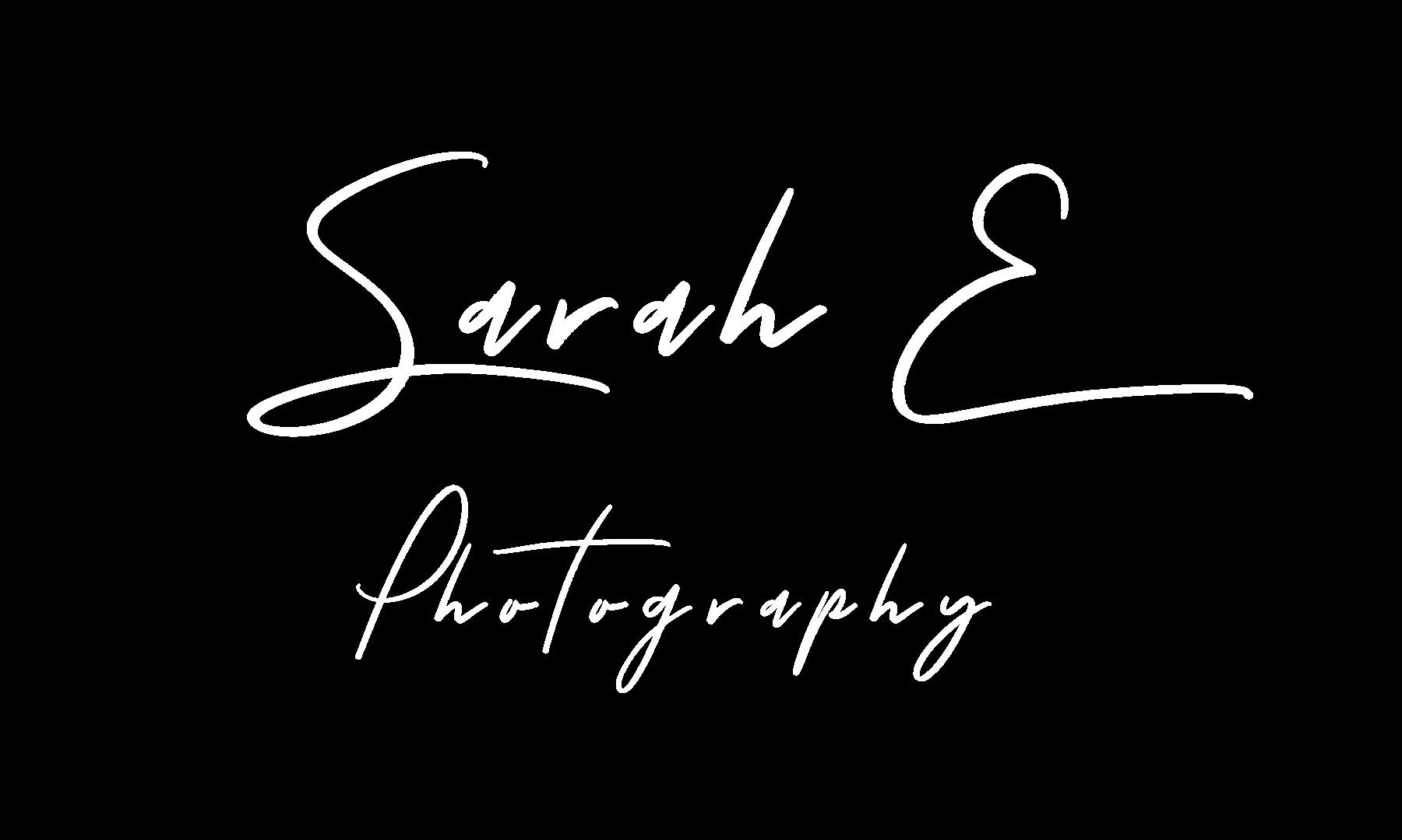 Sarah E Photography